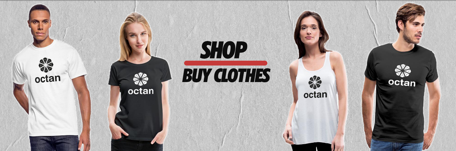 Buy clothes of Octan and support the leading venue for electronic music in Malaga